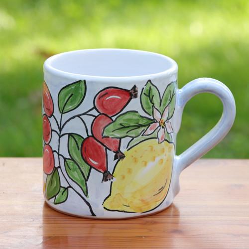 Hrnek - Šípkový čaj