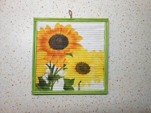 Obrázek slunečnice