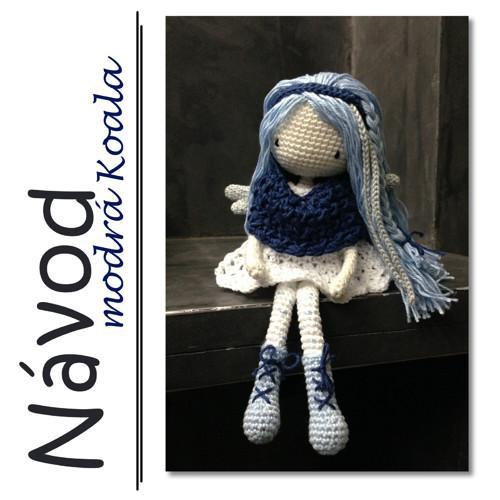 Andělka Blue - Návod