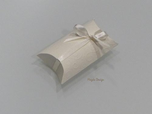 Krabička na mandle Ivory
