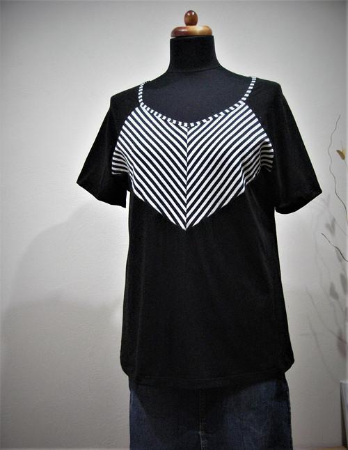 tričkočernobílé