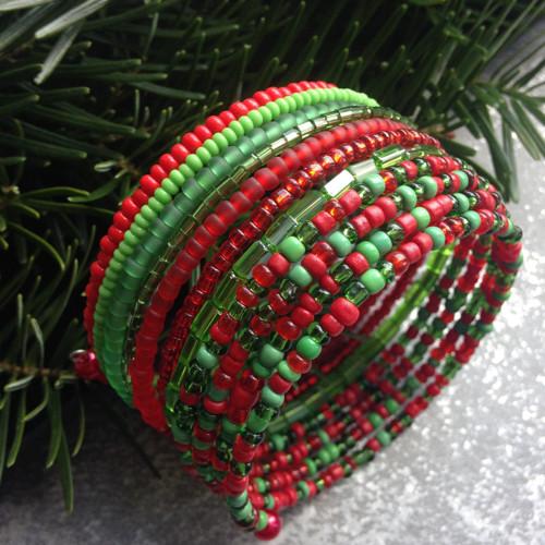 Náramek Vánoční
