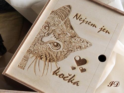 Dárková krabička s miláčkem ♥