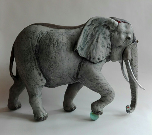 Socha slon