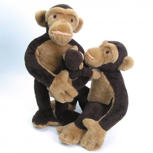 Opičák Lůďa - autorská hračka
