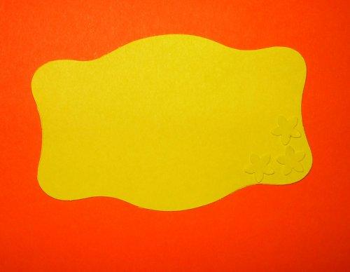 Vizitky, děkovací kartičky 50 ks- různé barvy