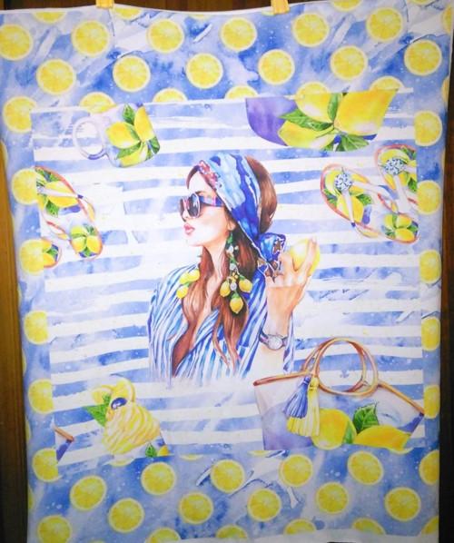 Úpletový panel 60 x 75 cm