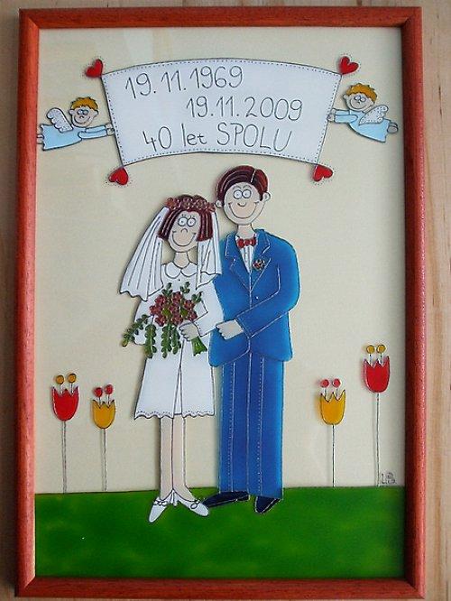 Svatební - retro :-)