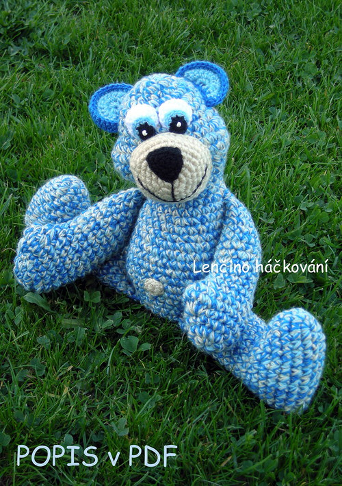 Popis na medvěda