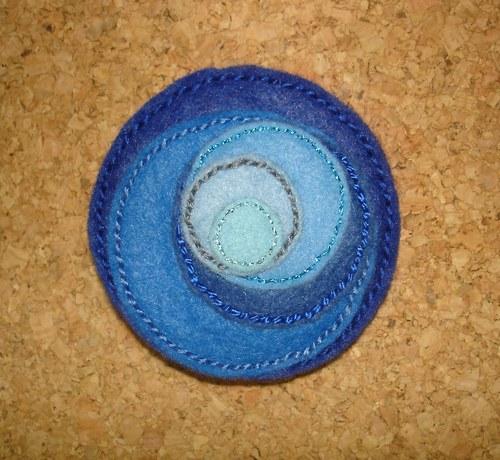 Modré kroužení