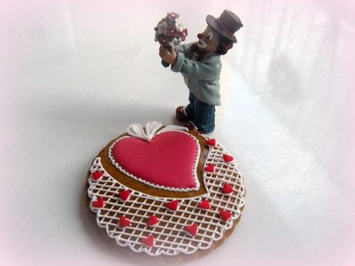 Valentýnský dárek