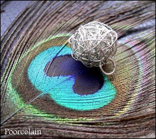 Silver ball, přívěsek