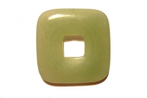 Donut 3,5 x 3,5 cm - avanturín, č.19