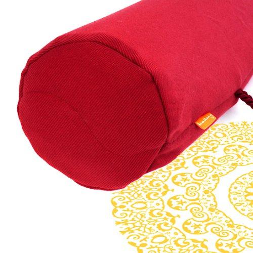 red aura - vak na jóga matraci