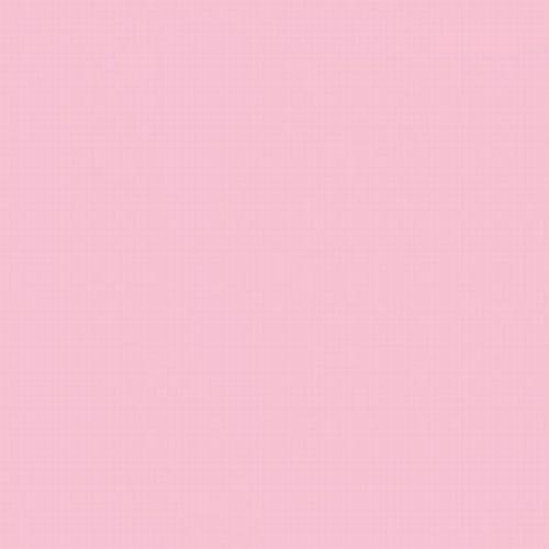 Jednobarevná růžová ROSE - plátno Free Spirit