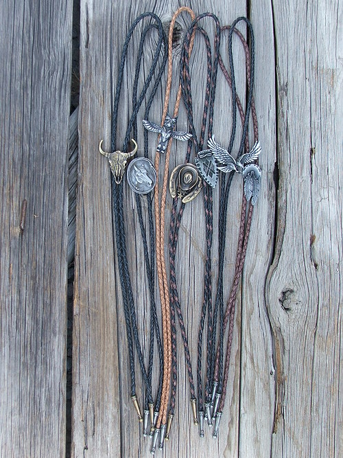 Bolo - westernová kravata