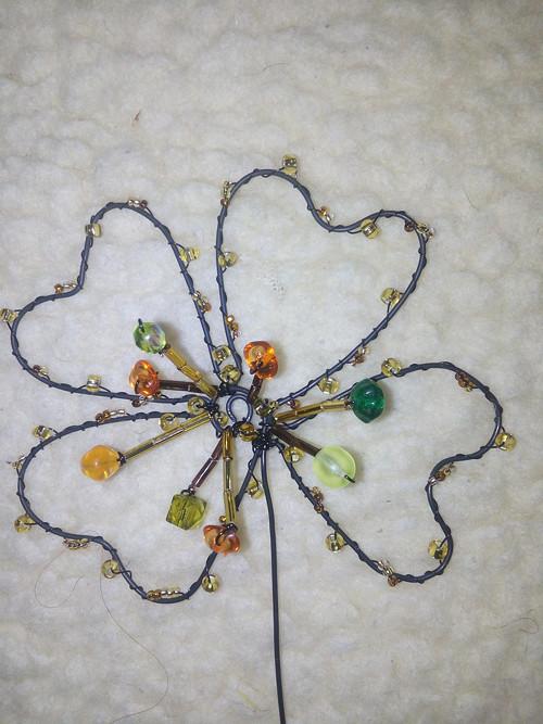 Jarní zápich - kytka