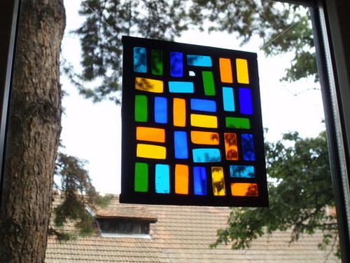 Obrázek mozaika