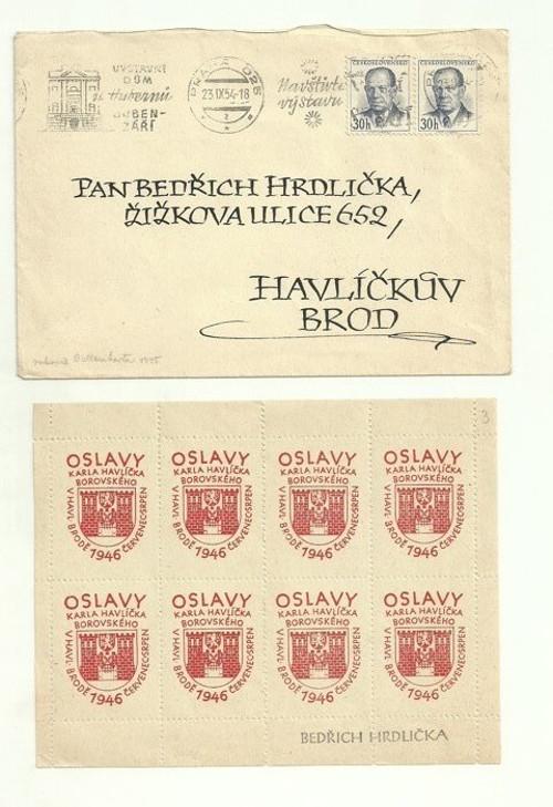 Z historie oslavy Karla Havlíčka Borovského