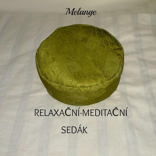 RElaxační-meditační sedák-zelený