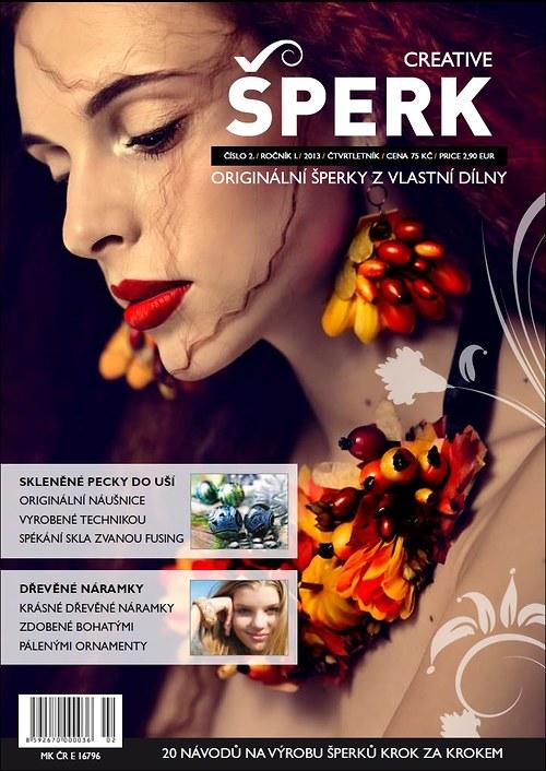 Časopis Creative ŠPERK 2/2013