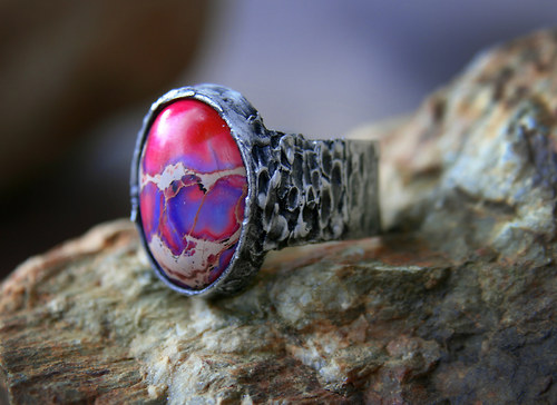 Prsten s variscitem