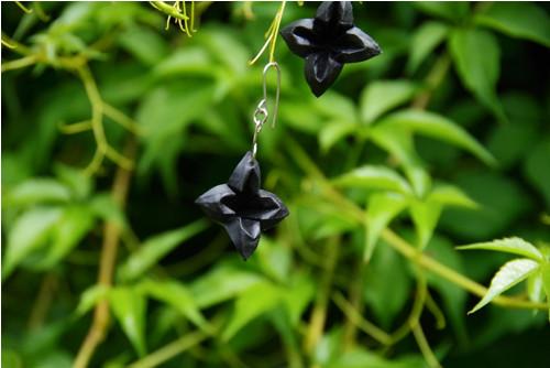 Černé kvítky