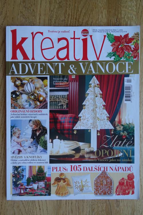 Kreativ Advent & Vánoce 4/2006