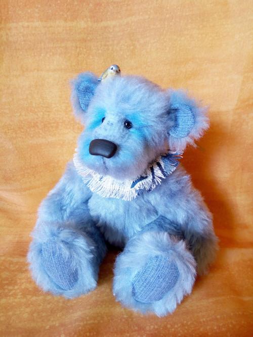 Modrý medvidek