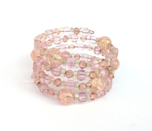 Pink spiral (149,-)
