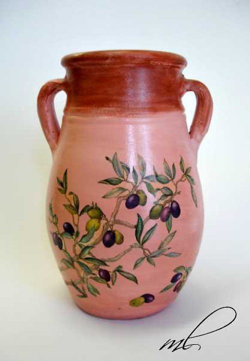Váza na suché květy I.