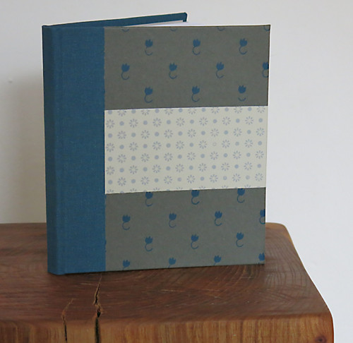 Modrošedý elegán- deníček