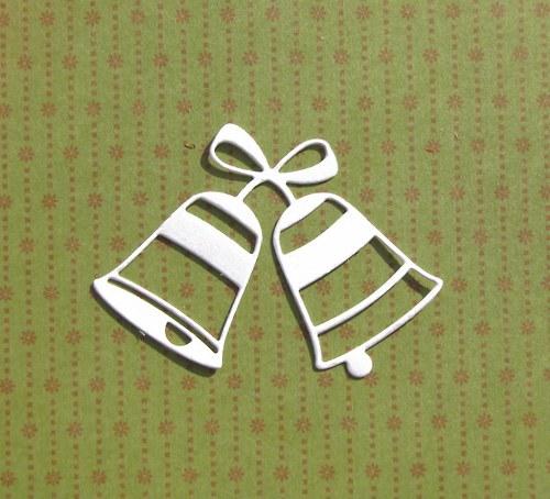 Dva zvonky s mašlí