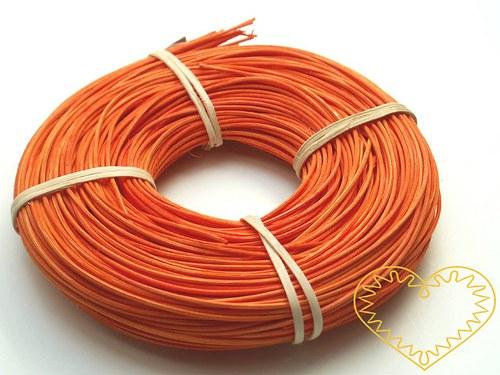 Pedig - oranžový - ø 1,75 mm - balení 100 g