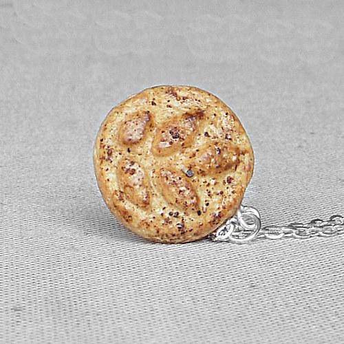 Celozrnná sušenka se skořicí