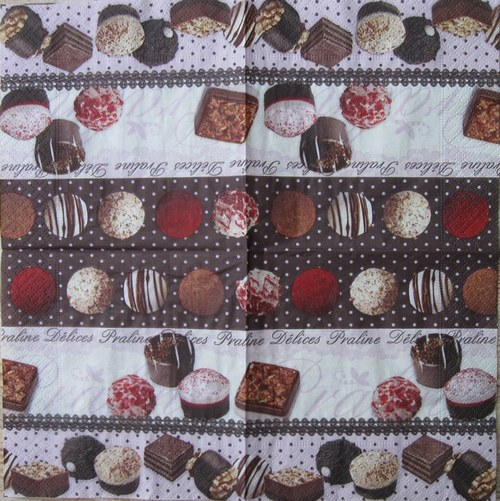 Malý- Vynikající čokoláda M 153