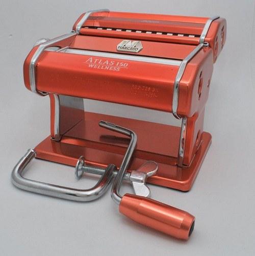 Strojek na Fimo / Atlas / světle červený