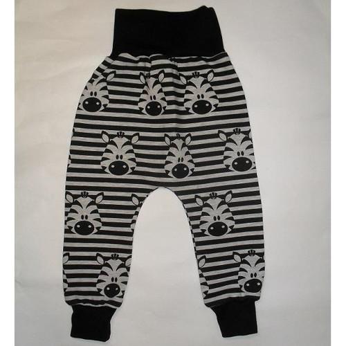 turkáče  Zebry šedo - černé