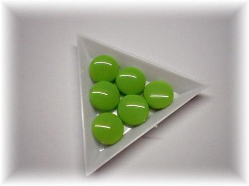 Zelené lentilky, 6ks