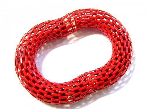 2810904/Dutinka červená, 1 ks