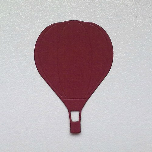 Výsek - Horkovzdušný balón