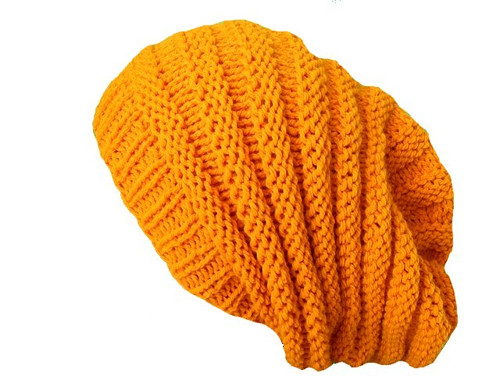 Pletený houmles  - kulich