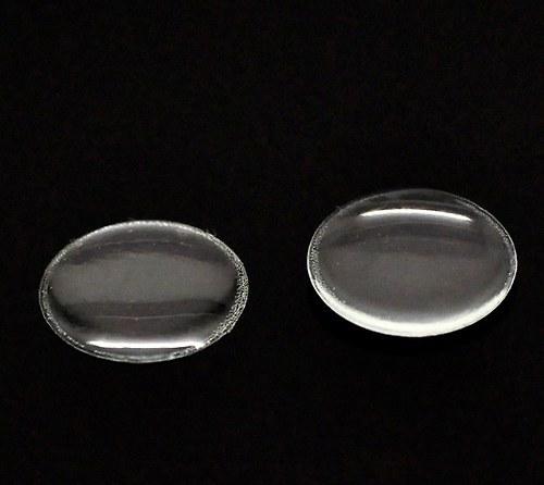 EPOXY čočky 16 mm - 12 ks