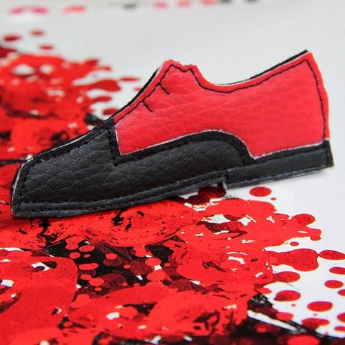 Brož bota gentleman
