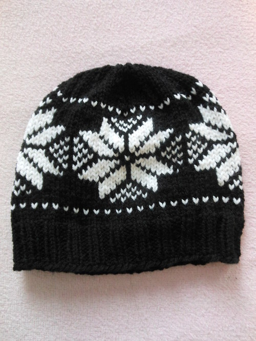 norská čepice