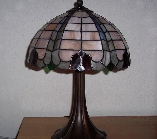 stolní lampa BAROCK
