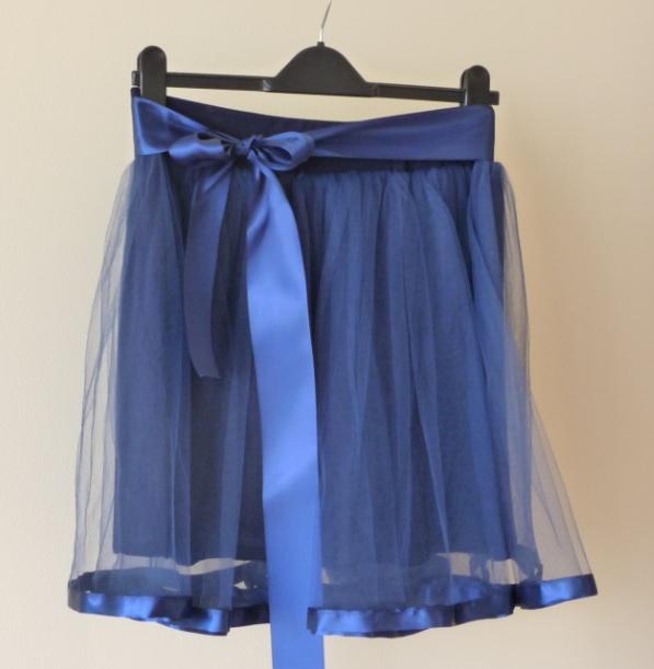 de562f6ececf Tmavě modrá tylová sukně TUTU   Zboží prodejce lovely dreams