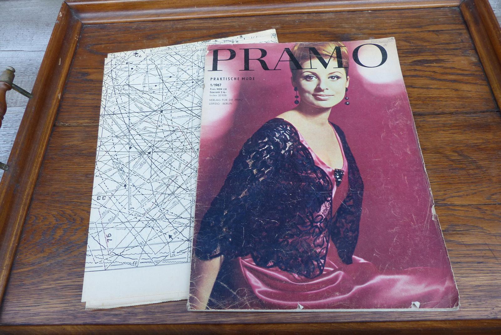 6d05503ee55 Časopis PraMo 1 1967