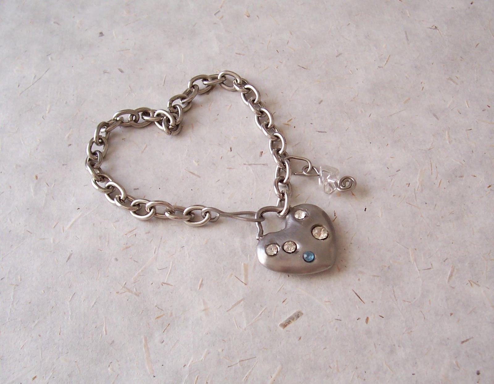 Srdce z oceli... (reservé pro S.K.   Zboží prodejce Miroslava ... c51bced63ad