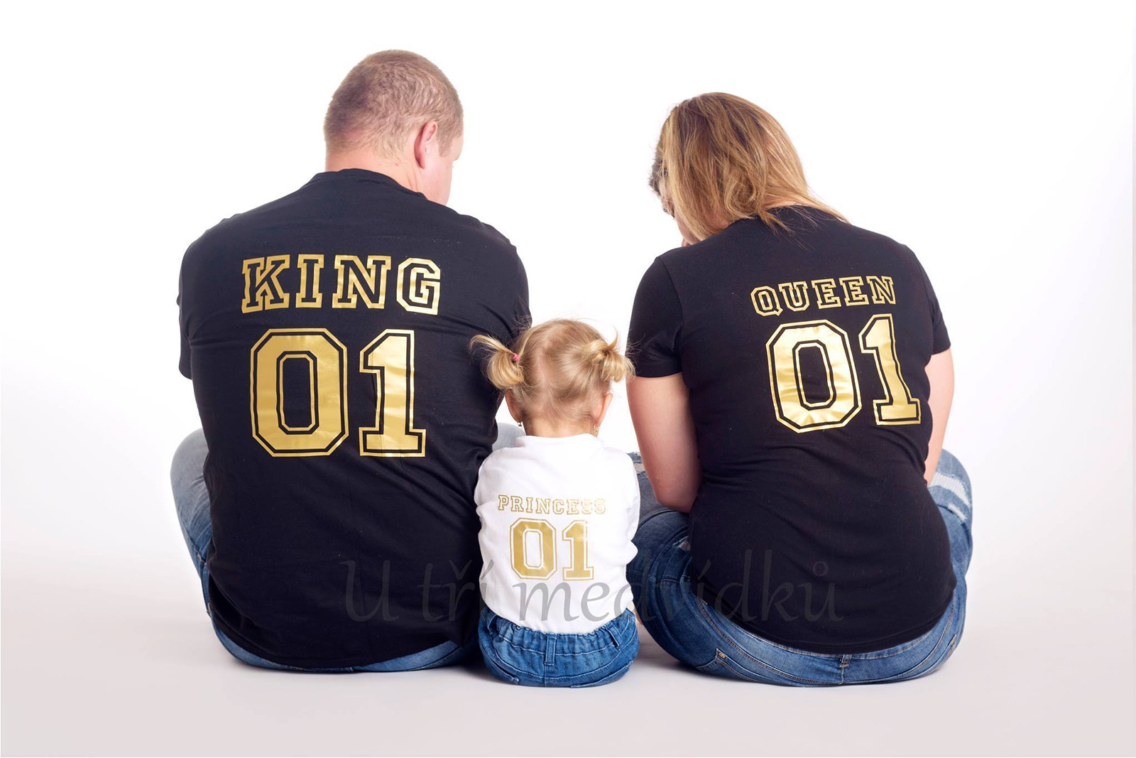 574f34c10b1 King 01 - tričko pro tátu   Zboží prodejce U TŘÍ MEDVÍDKŮ